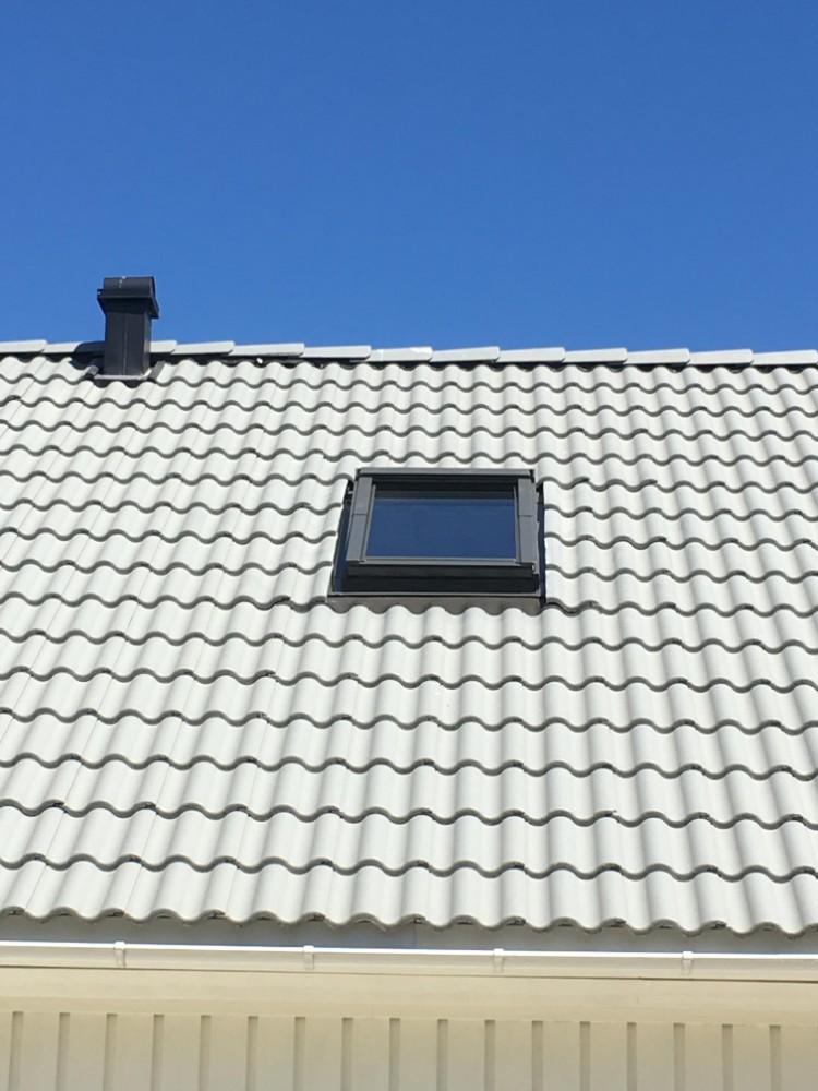 Montering av takfönster